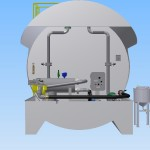 Bottom Load Tank 3d Front