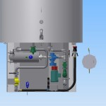 Bottom Load Tank 3d Top